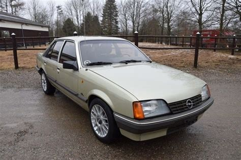 opel rekord 1985 1985 opel rekord is listed for sale on classicdigest in 197