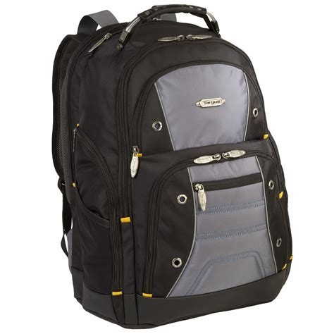16 drifter ii plus backpack tsb702us black gray backpacks targus