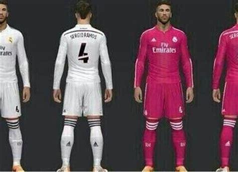 imagenes del uniforme del real madrid rosado foto del traje del real madrid imagui