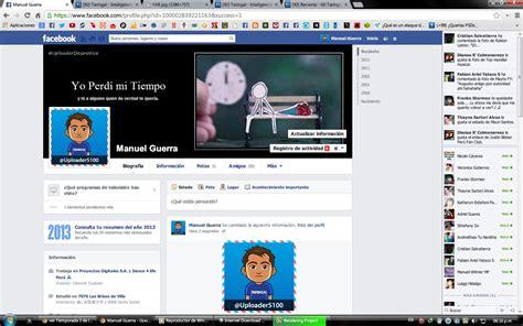 imagenes geniales para perfil facebook truco usar 2 fotos de perfil a la vez en facebook taringa