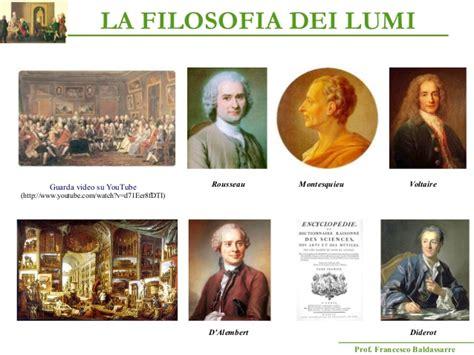 illuminismo filosofia illuminismo filosofia