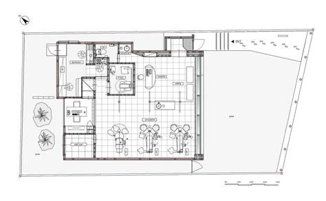 floor plan of dental clinic gallery of hirose dental clinic eleven nine inteiror