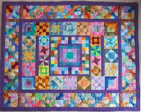 Patchwork Designs For Beginners - easy quilt patterns decorlinen