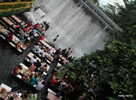 Villa Escudero Waterfalls Restaurant by Villa Escudero Where Filipino Culture Is At Its Funnest Philippine Primer