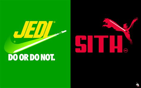 Tshirt Jedi Just Do Or Do Not by Popular Logos Get A Wars Makeover Geektyrant