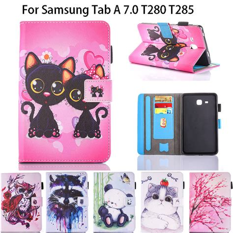 Book Cover Tab A 7in 2016 T280 2016 tab a6 7 0 for samsung galaxy tab a 7 0 t280