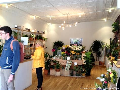 flower design nyc top 10 coffee shops in brooklyn for design buffs