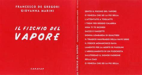 titanic testo de gregori la trilogia titanic di de gregori 1 l