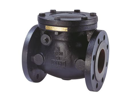 swing valve crane fm492 4 quot swing check valve pn16 harris bailey ltd