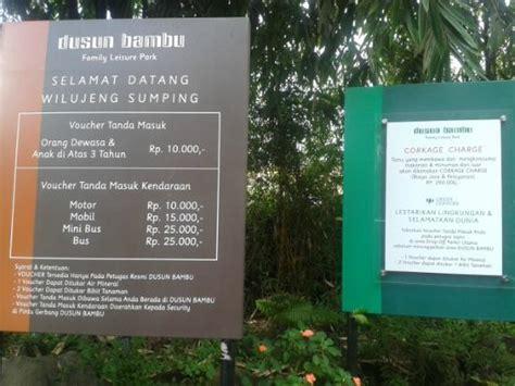 Kursi Bambu Di Bandung tiket masuk dusun bambu foto dusun bambu bandung