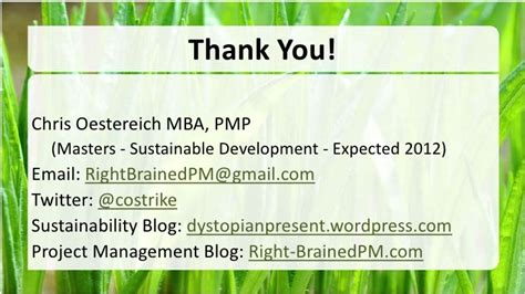 Mba Sustainability Salary by Overcoming The Challenges Of Social Intrapreneurship 20101017