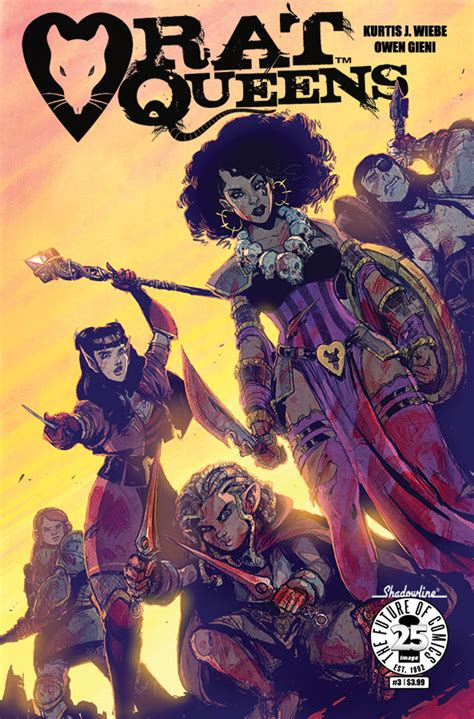 libro rat queens volume 3 rat queens vol 2 3 releases image comics