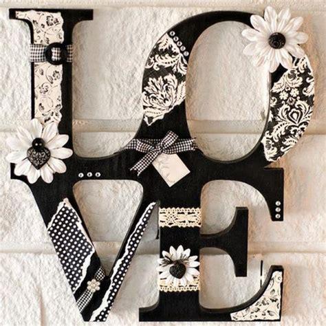 decoration lettres murales id 233 es de d 233 coration et de
