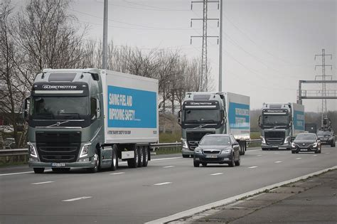 volvo commercial vehicles volvo platooning commercial vehicle dealer