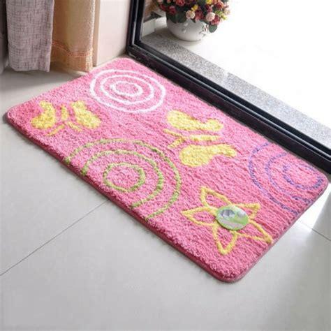 blumen bade teppich badezimmer teppich kann ihr bad v 246 llig beleben