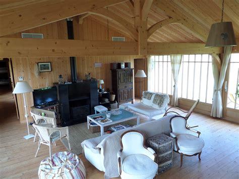 vente maison bois vente maison landaise bois neuve t5 f5 contis 40170 plain