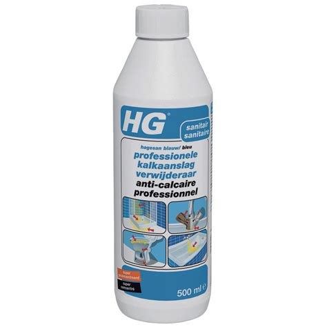 Shower Limescale Remover by Hg Professional Limescale Remover 500 Ml Toolstation