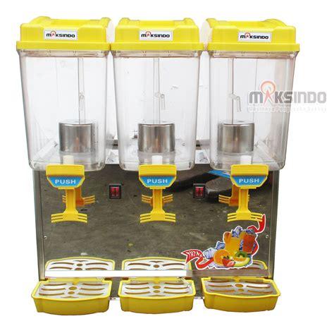 Dispenser Yogyakarta jual mesin juice dispenser 3 tabung 17 liter dsp17x3