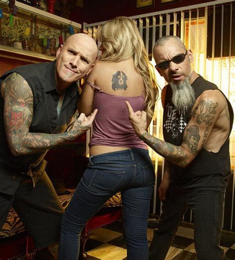 tattoo shows on tv la ink d launches new book high voltage at