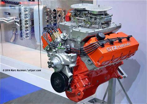 Hemi Crate Engine For Sale by Mopar Hemi Quot Rb Quot 572 2x4 Carburetor Quot Cross Ram