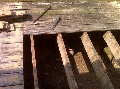 birmingham handyman wood deck repair birmingham