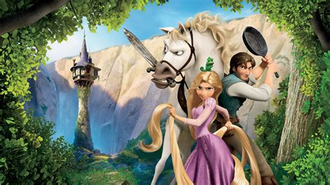 wallpaper cartoon tangled tangled wallpaper 18619