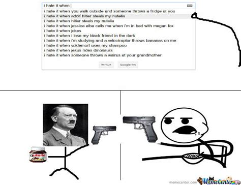 I Hate It When Memes - i hate it when hitler steals my nutella by meguesta2