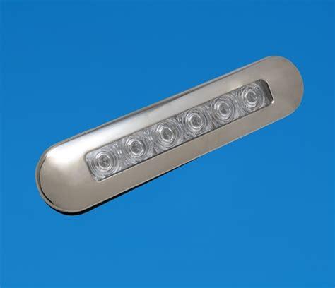 flush mount led lights 12v led flush mount strip light stainless red leds 12v