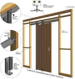 25 best ideas about pocket door installation on