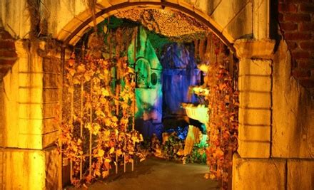 floor haunted house  san antonio tx groupon