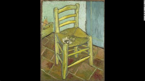 vincent gogh bedroom gogh why he cut his ear cnn