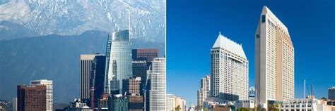 For Mba Graduates In Los Angeles by Part Time Mba Battle Los Angeles Vs San Diego Metromba