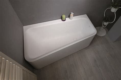 how to add a shower to a bathtub aquatica jane wht solid surface corner bathtub