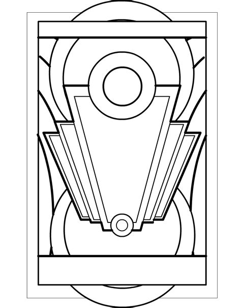 Art Deco Cliparts Cliparts And Others Art Inspiration Deco Coloring Pages