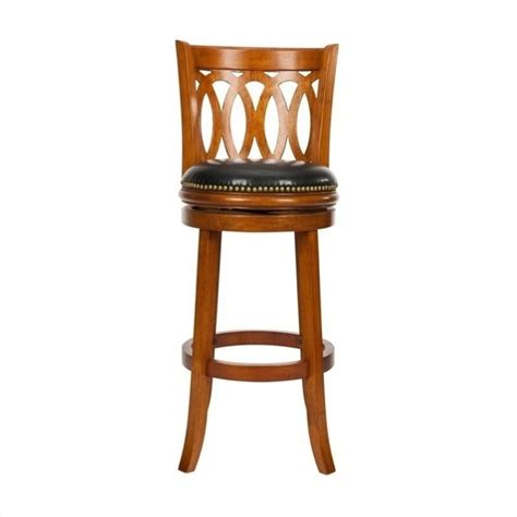 Light Stools by Safavieh Matthew Oak 29 Quot Bar Stool In Light Brown Fox7004a