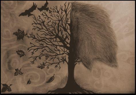 imagenes a lapiz de arboles mis dibujos arte taringa
