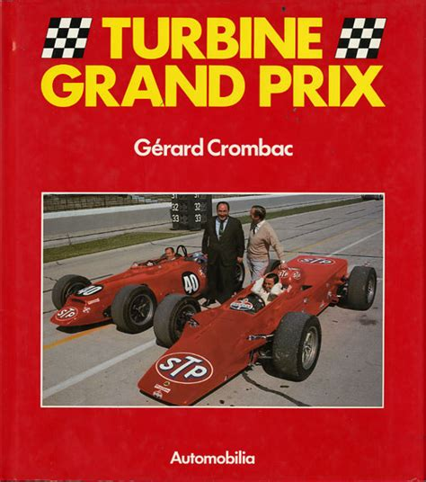 grand prix yesterday today books book turbine grand prix of crombac gerard