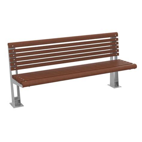 banco de banco madera ronda mobiliario urbano para sentarse parques