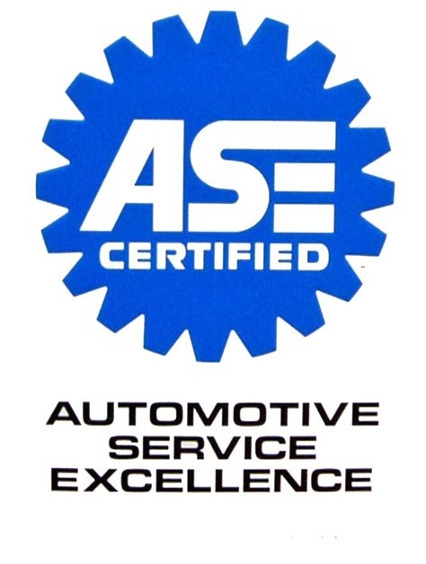 Do National Certifications Like ASE Really Matter? You Bet