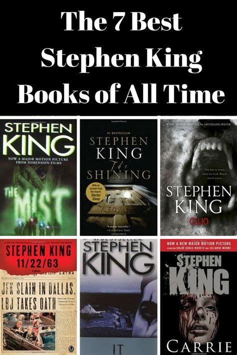 7 Top Stephen King 87 best images about stephen king on stephen