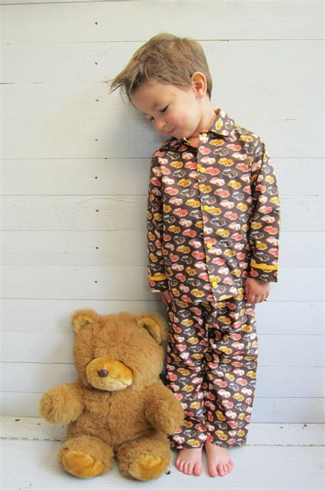 Bumbee Pajamas Piyama Anak 4 adorable car pajamas toertjes pateekes sewing for