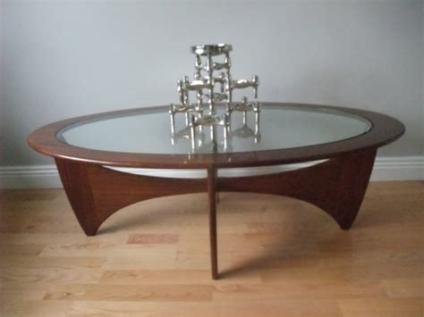 Oval Coffee Table Plans Vintage G Plan Astro Teak Oval Coffee Table For Sale In Rathfarnham Dublin From Morechoices