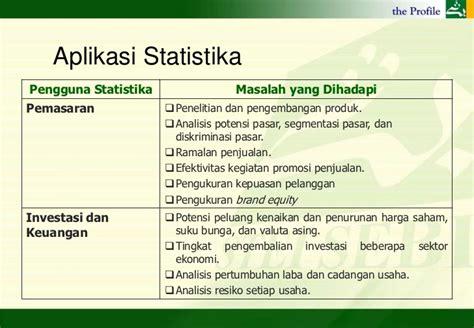 Statistika Untuk Ekonomi Dan Keuangan Modern Jilid I 1 pengantar statistik