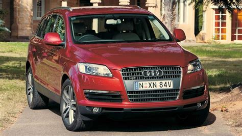 audi q7 used review 2006 2015 carsguide