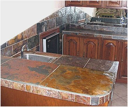 slate countertop cost slate tile countertops 187 warm slate countertops cost buying tips installation comit group