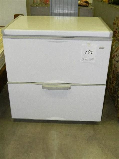 Chest Freezer Drawers by Loading Lot