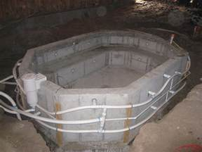 gallery for gt diy concrete tub pools pools pools