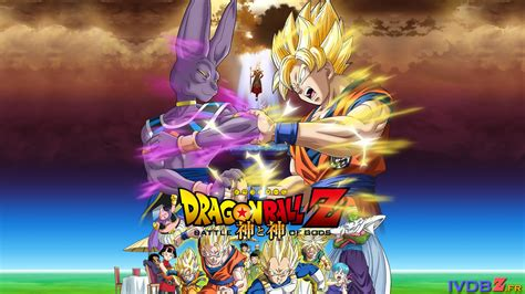 dragon ball z movie wallpaper dragon ball z battle of gods full hd wallpaper and