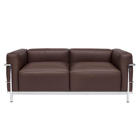 corbusier sofa corbusier designed sofa lc 32 steelform design classics
