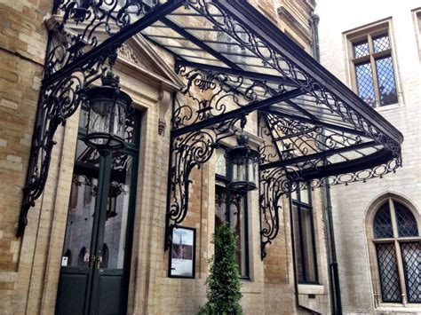 Door Canopy Awning Art Nouveau In Brussels 12 Ways To Enjoy Passing Thru